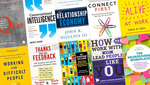 How to work with anyone: 10 must-read books – The Enterprisers Project