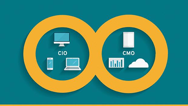 CIO CMO circles