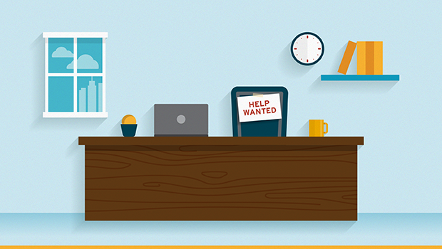 desk IT talent help wanted