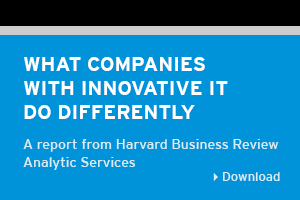 What companies with innovative IT do differently