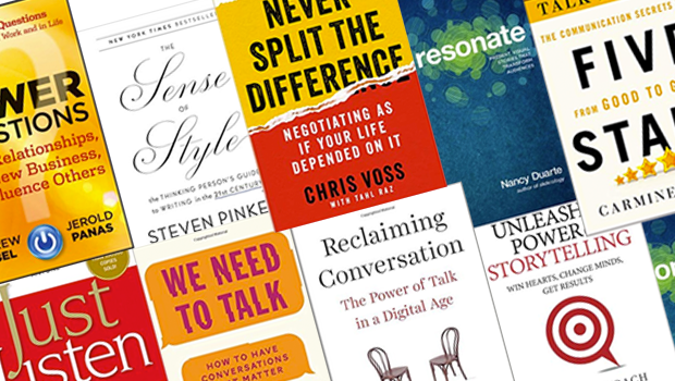 9 Must Read Books To Make You A Stronger Communicator The Enterprisers Project