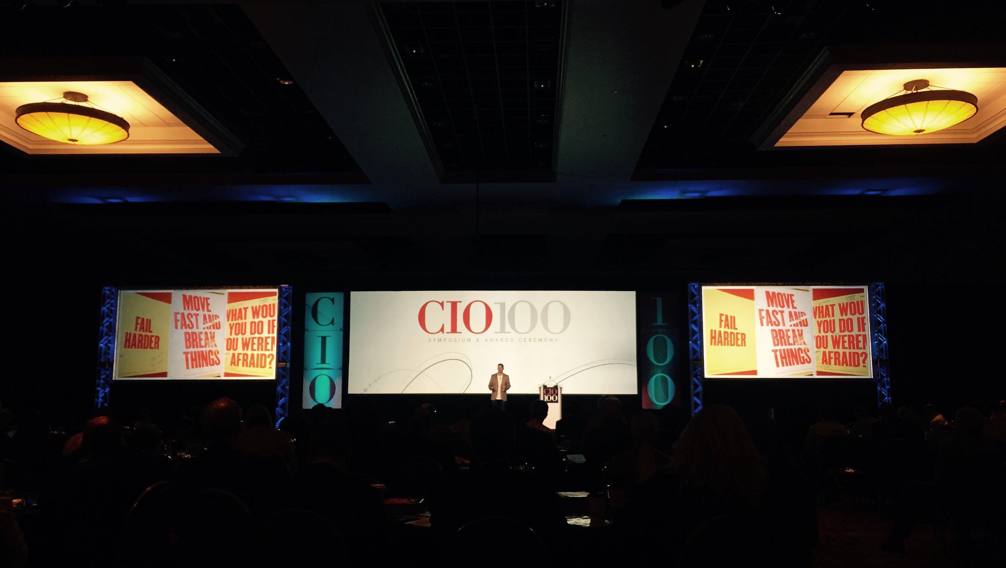 CIO 100 Keynote