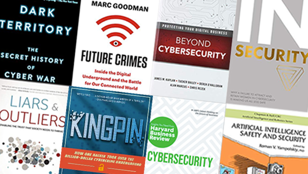 Security bootcamp: 8 must-read books for leaders | The Enterprisers