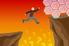 Crossing the gap to big data