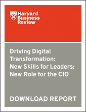 Driving Digital Transformation Download Report
